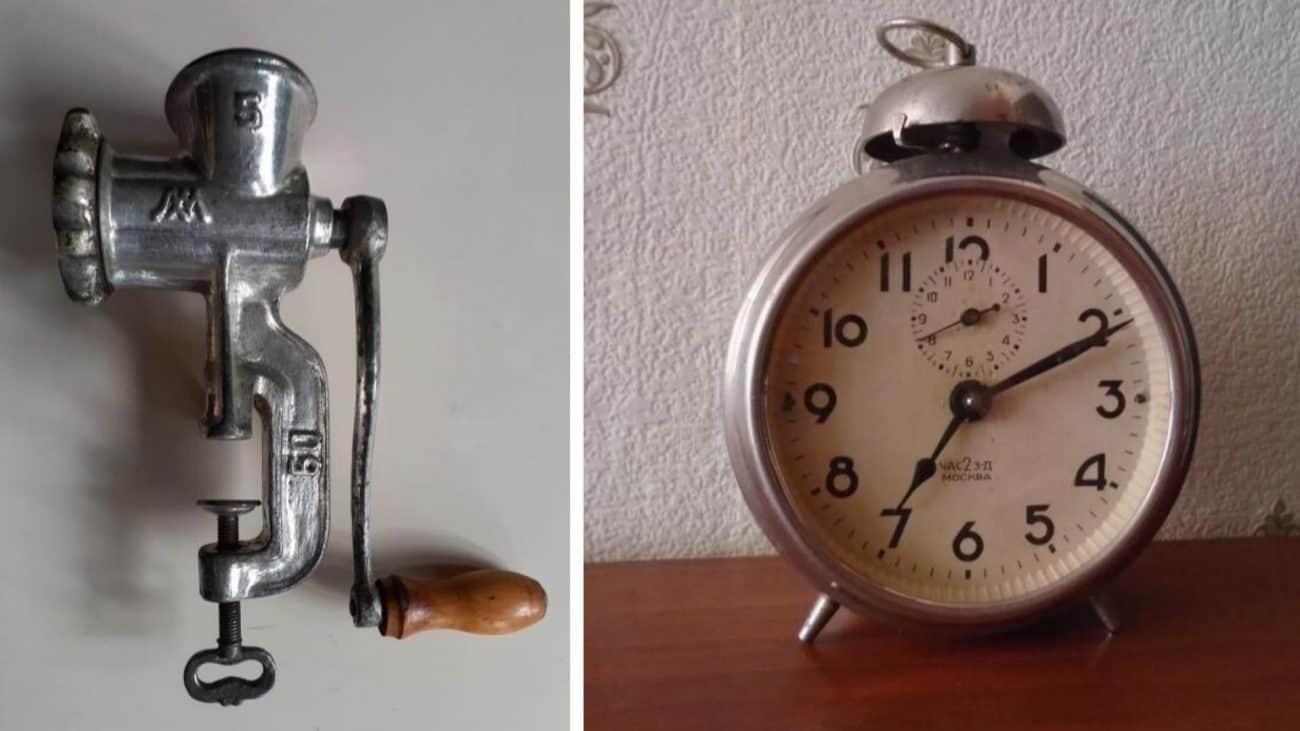 Тяжелые, некрасивые, любимые: советские вещи обожаемые многими до сих пор