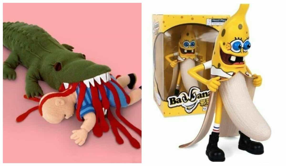 Топ-20 самых жутких и вредных игрушек, которые ни в коем случае нельзя дарить детям