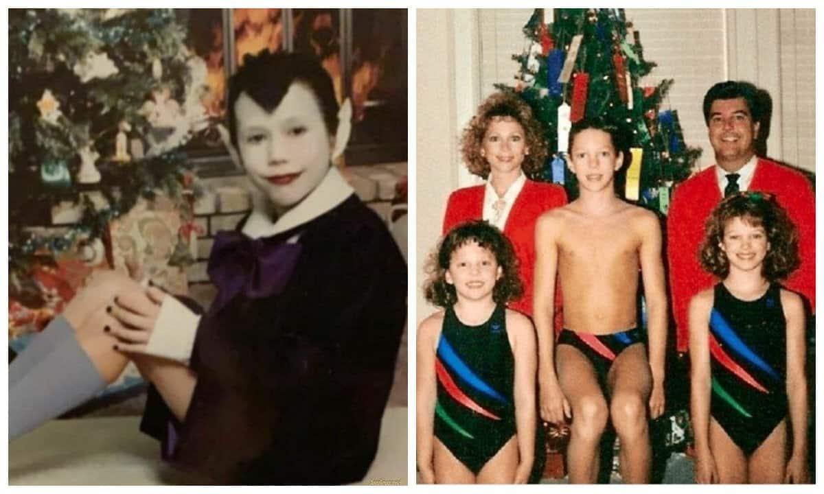 30 Неловких семейных рождественских фотографий, за которые людям до сих пор стыдно