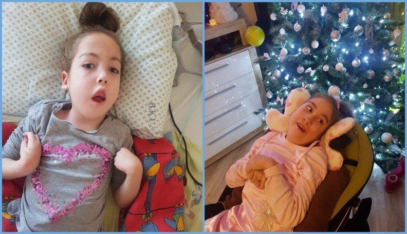 «Зеленая лампа»: помощь сёстрам Николь и Ванесе