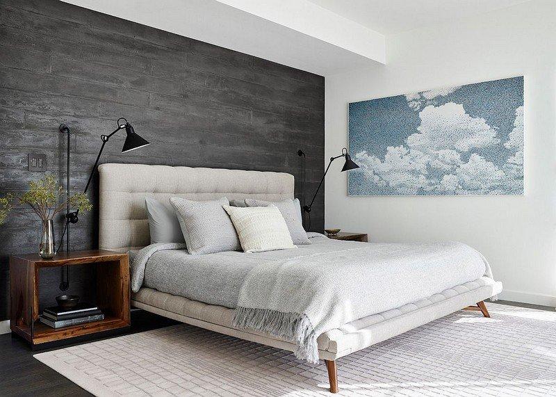 Фэн-Шуй в помощь: в какой цвет лучше всего покрасить мужскую холостяцкую спальню?!