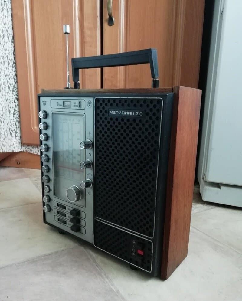 Радиоприемник «Меридиан»