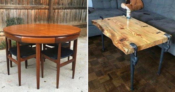 Самая нестандартная мебель (15 фото и 3 гифки)