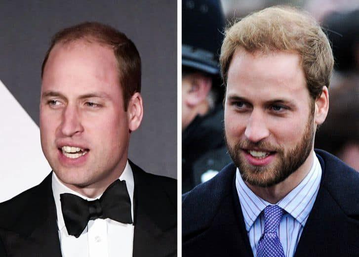 12 раз, когда мужчины из королевских семей отращивали бороды, и становились более привлекательными