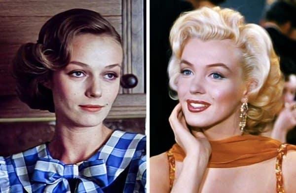 Такие разные одногодки - советские и западные актрисы в одном возрасте
