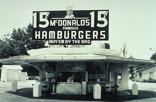 Как выглядели офисы знаменитых компаний современности в прошлом (12 фото)