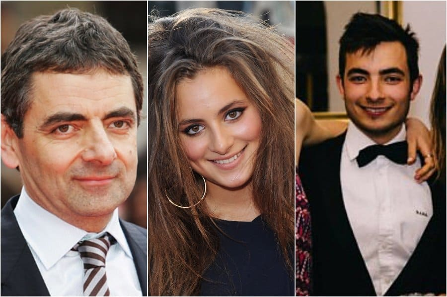 Девять знаменитостей с яркой спецфической внешностью и их дети