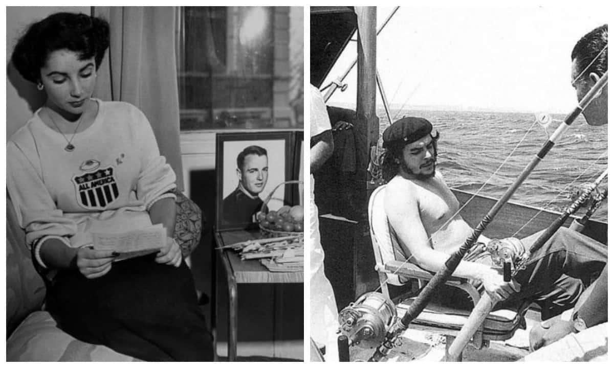 Смертник на американских горках, юная Элизабет Тейлор и другие редкие исторические фото, которые вас удивят
