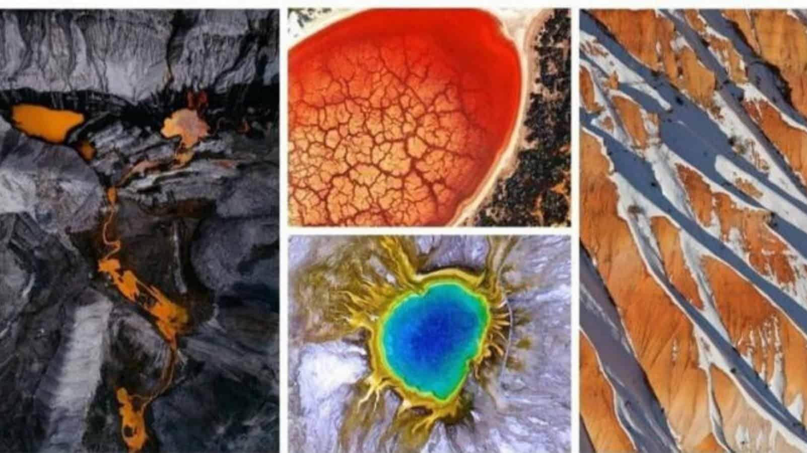 17 нереальных аэрофотоснимков доказывающих, что природа сама себе Леонардо Да Винчи