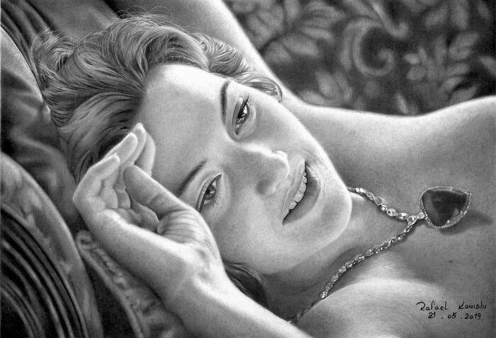 Гиперреализм: 20 рисунков карандашом, которые легко принять за фотографию