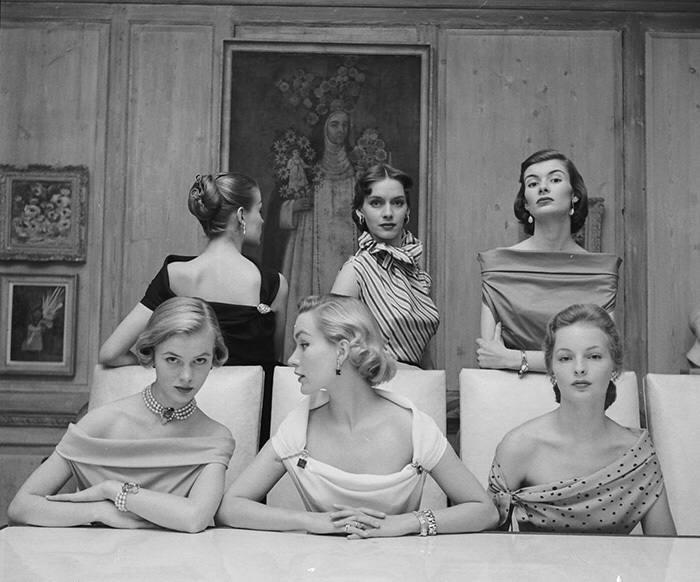Маленький Дуров, смелые декольте 50-х и прекрасная Софи Марсо в подборке редких исторических фотографий