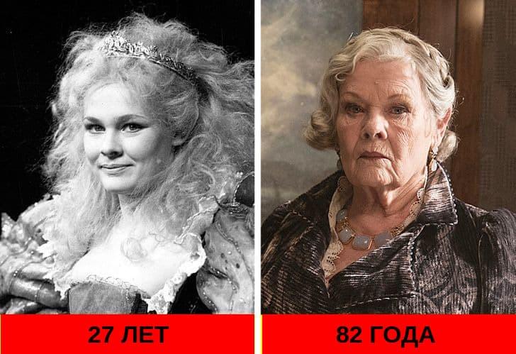 12 актеров и актрис, которые продолжают сниматься, несмотря на преклонный возраст
