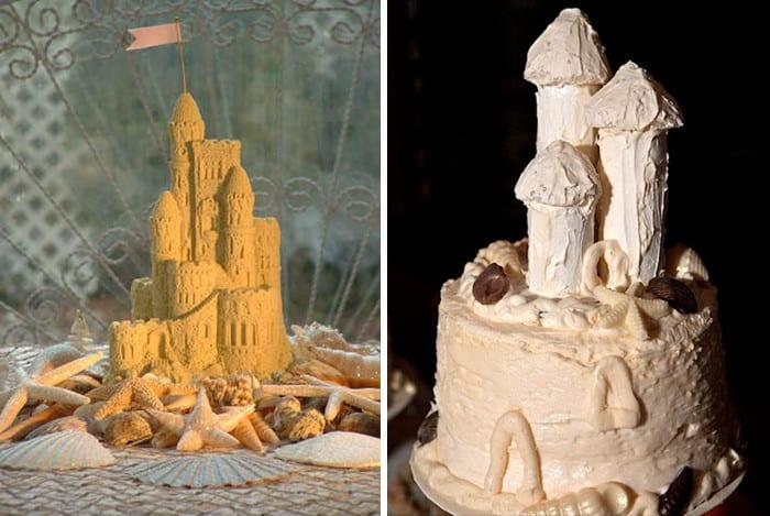 Свадебные торты, которые не стали украшением свадьбы (27 фото)