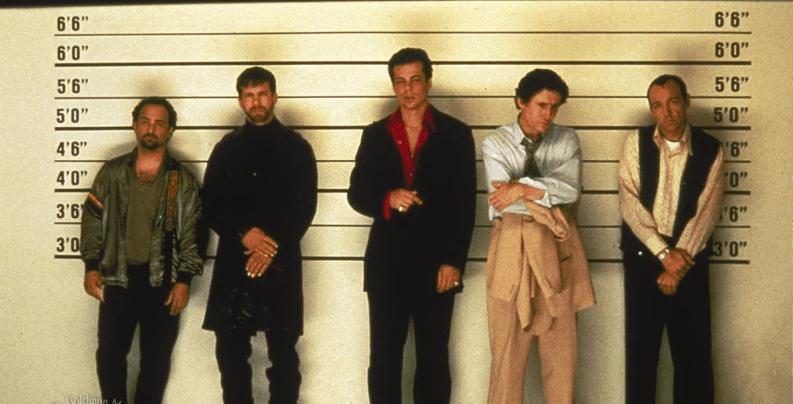 """20 околокриминальных фактов о триллере """"Подозрительные лица"""""""