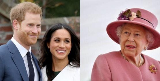 Королевские игры: Букингемский дворец ответил Гарри и Меган