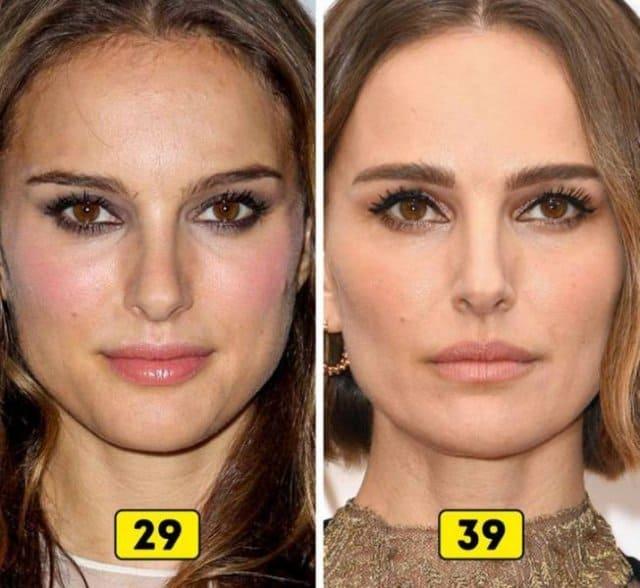 Как изменились знаменитости за последние десять лет