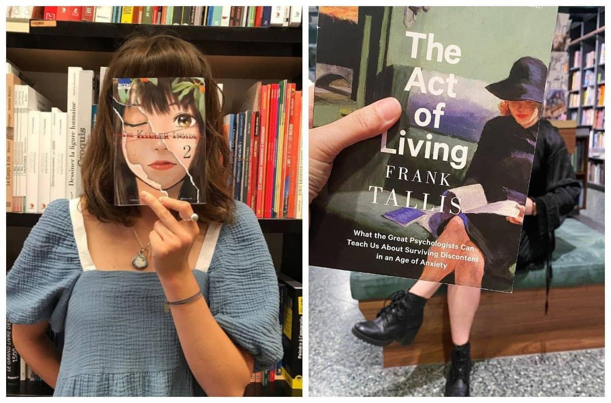 Когда читатель сливается с книгой: самый смешной конкурс для книголюбов!