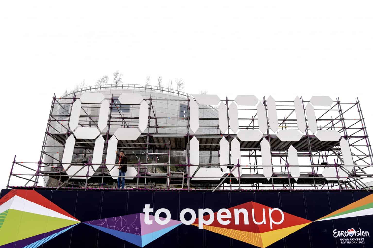 """""""Евровидение-2021"""" пройдет со зрителями, но в урезанном формате"""