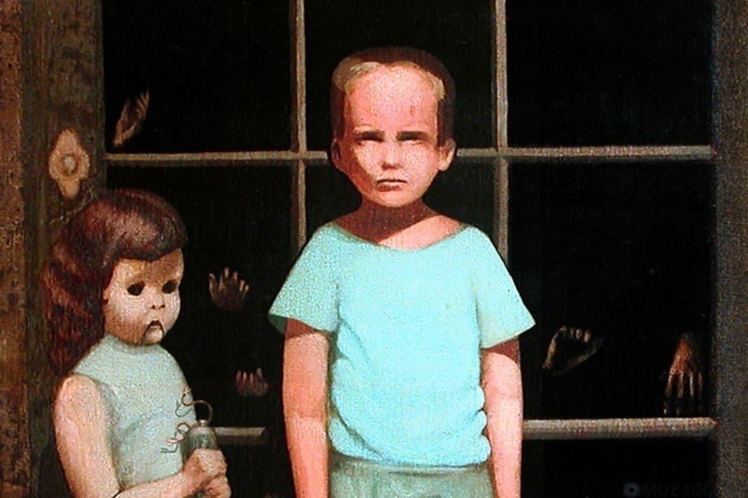 «Руки противятся ему»: история одной из самых страшных картин современности