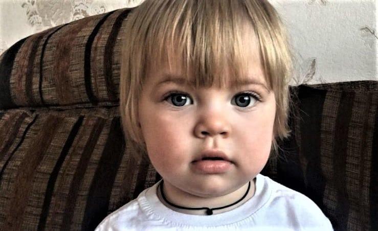 """""""Зеленая лампа"""":  Мартину – 1,5 года, и ему нужна помощь"""