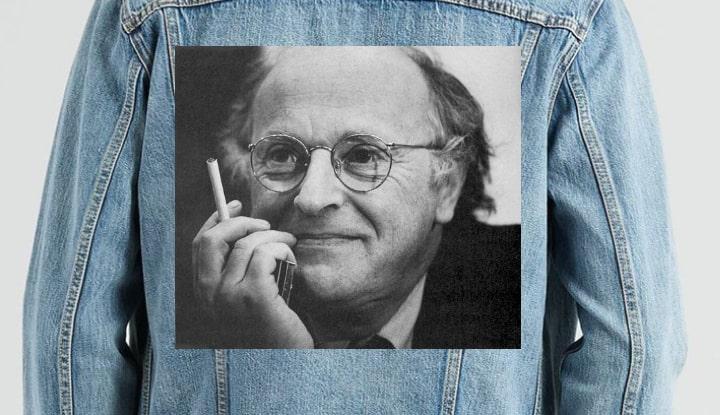 Почти мистическая история с джинсовым костюмом от Бродского