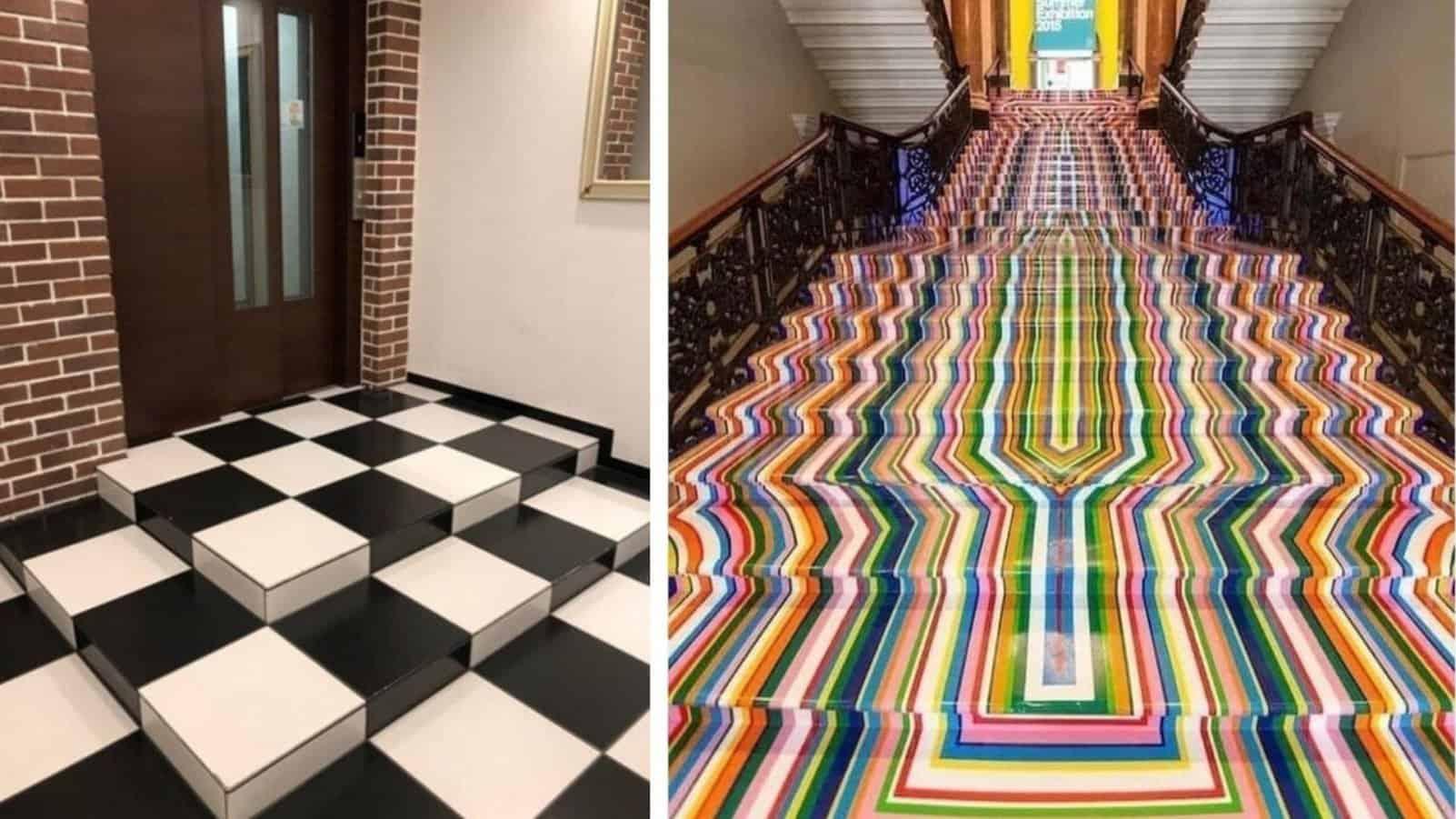 Хоть стой хоть падай - 19 примеров отвратительного дизайна лестниц