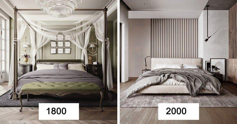 Как будет выглядеть наши интерьеры через 100 лет?