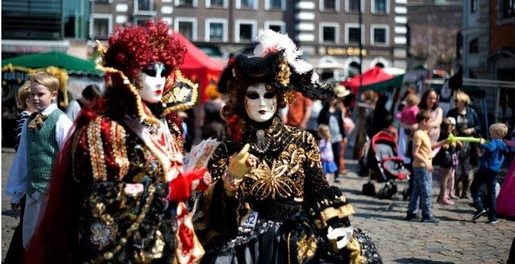 Фестиваль «Майский граф» запланирован на середину мая. Готовьте костюмы!