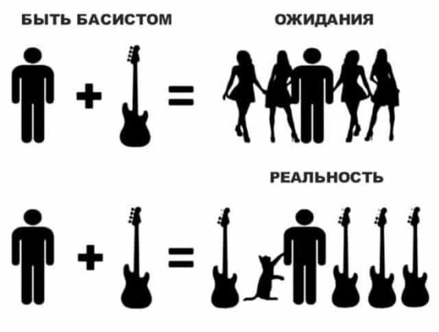 Шутки для меломанов и прочих любителей музыки