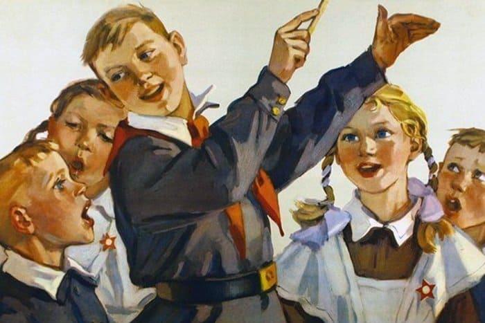 5 школьных предметов времен СССР, которые современным детям не учат