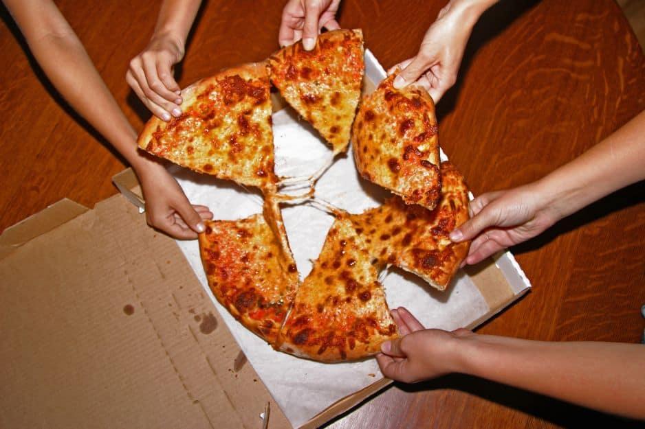Рейтинг продуктов, вызывающих зависимость - пицца на первом месте