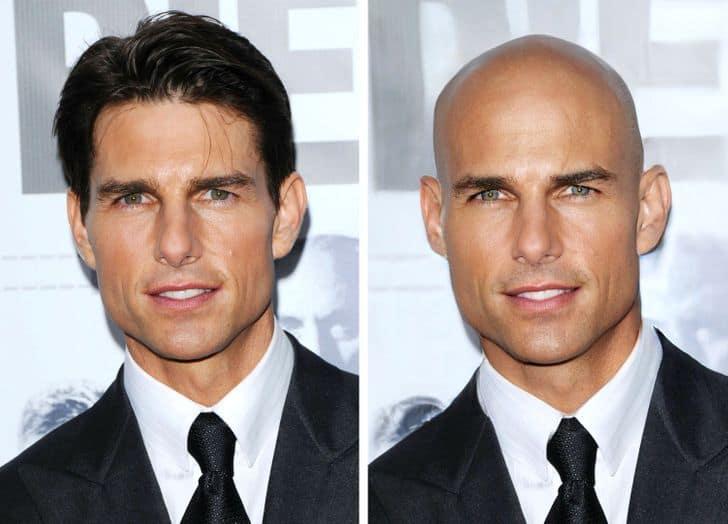 Не всем подходит лысина: 12 знаменитых мужчин, которых лысина сразу же лишит харизмы