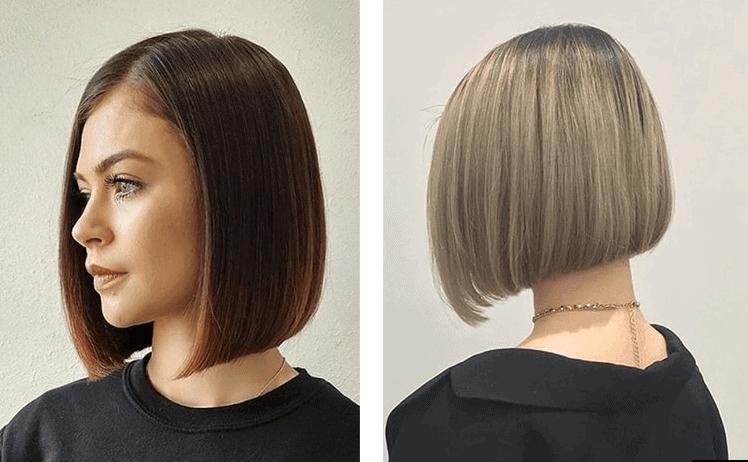 15 стрижек на средние волосы, которые будут актуальны летом 2021 года