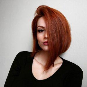 Каре, как одна из самых стильных стрижек на густые волосы (25 вариантов для вашего вдохновения)