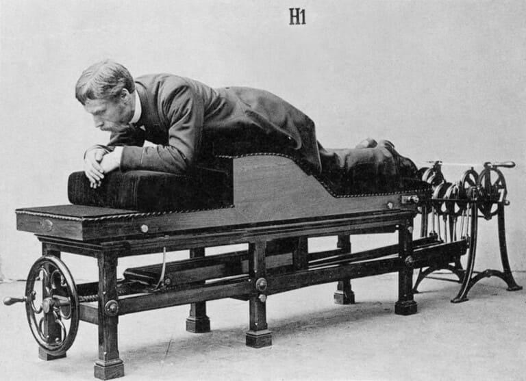 Это интересно!:  как выглядели первые в мире тренажеры для нижней части живота и других частей тела