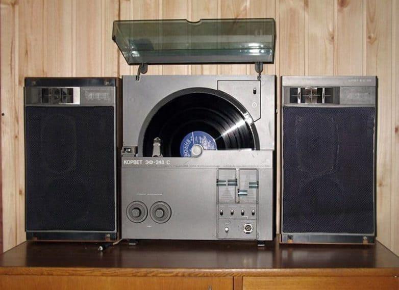 Олимп-004-стерео и другие жемчужины аудиотехники советских времен