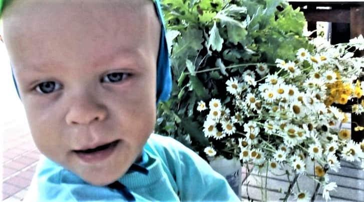 «Зеленая лампа»: Никите из Краславы всего 4 года. Нужна помощь для лечения аутизма