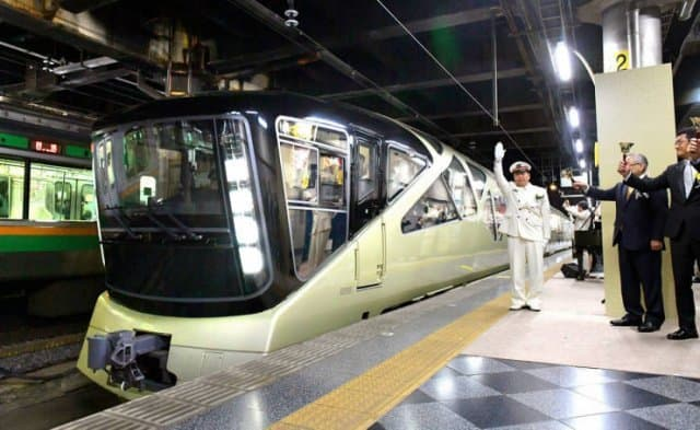 Самый роскошный поезд в мире (25 фото)