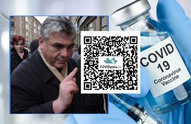 Евгений Гомберг – о последнем месте Латвии по вакцинации