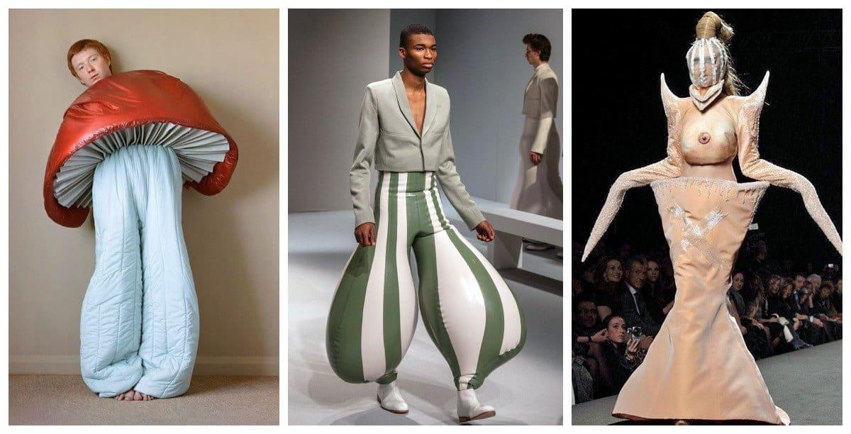 Развидеть не получится: аккаунт Instagram собирает самые безумные наряды мира моды