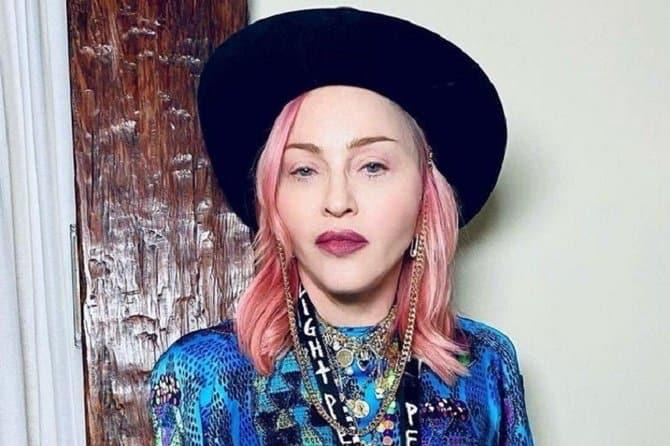 Мадонна, что ты делаешь, остановись! 62-летняя певица опубликовала слишком откровенные фото самой себя