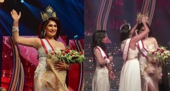 """Скандал с короной: почему на Шри-Ланке арестовали """"Миссис мира 2020"""""""