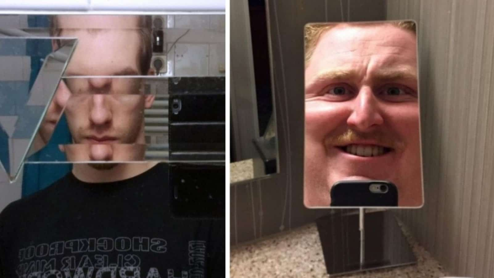 Свет мой зеркальце поржи: 20 зеркал, при виде которых просто невозможно не улыбнуться