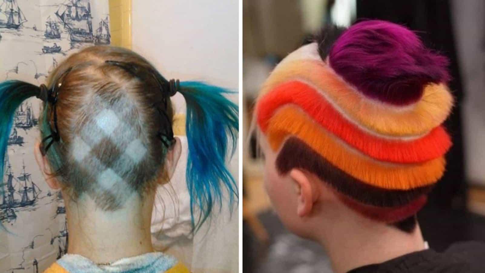 С парикмахером лучше не ссорится: 25 людей, которым очень не повезло с прическами