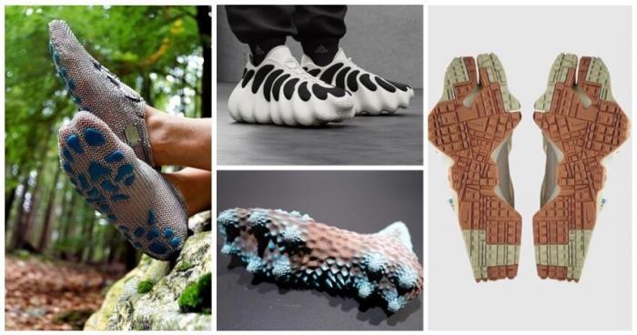 Невероятные кроссовки, которые выглядят как монстры