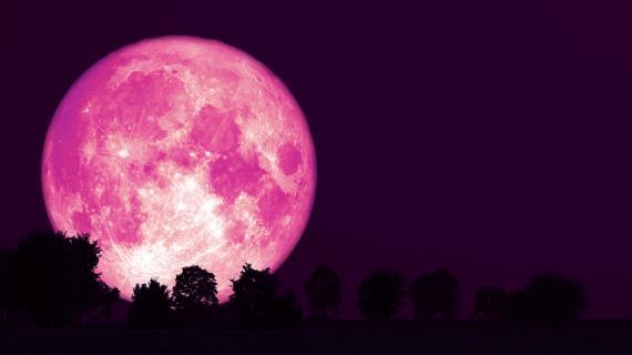 26 мая- самый опасный день весны 2021: багровая луна, суперлуние, полное затмение и вот это вот все