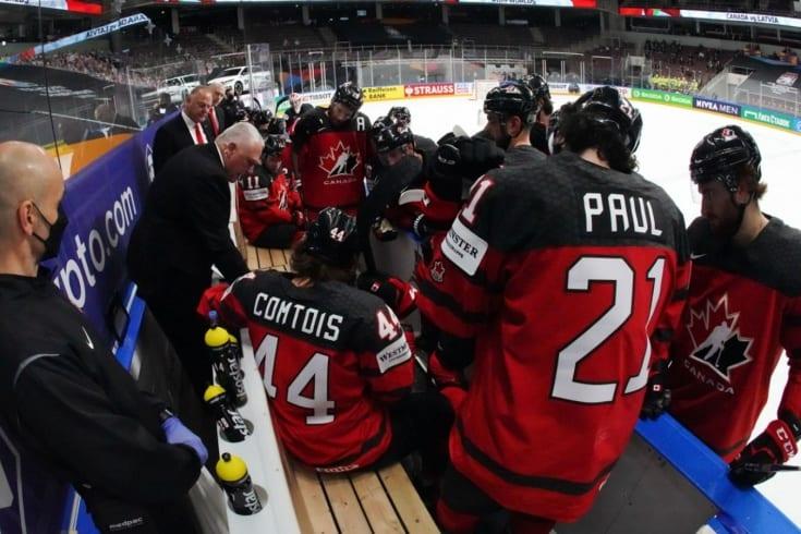 Канада потерпела второе поражение на ЧМ, а Швейцария одержала вторую победу