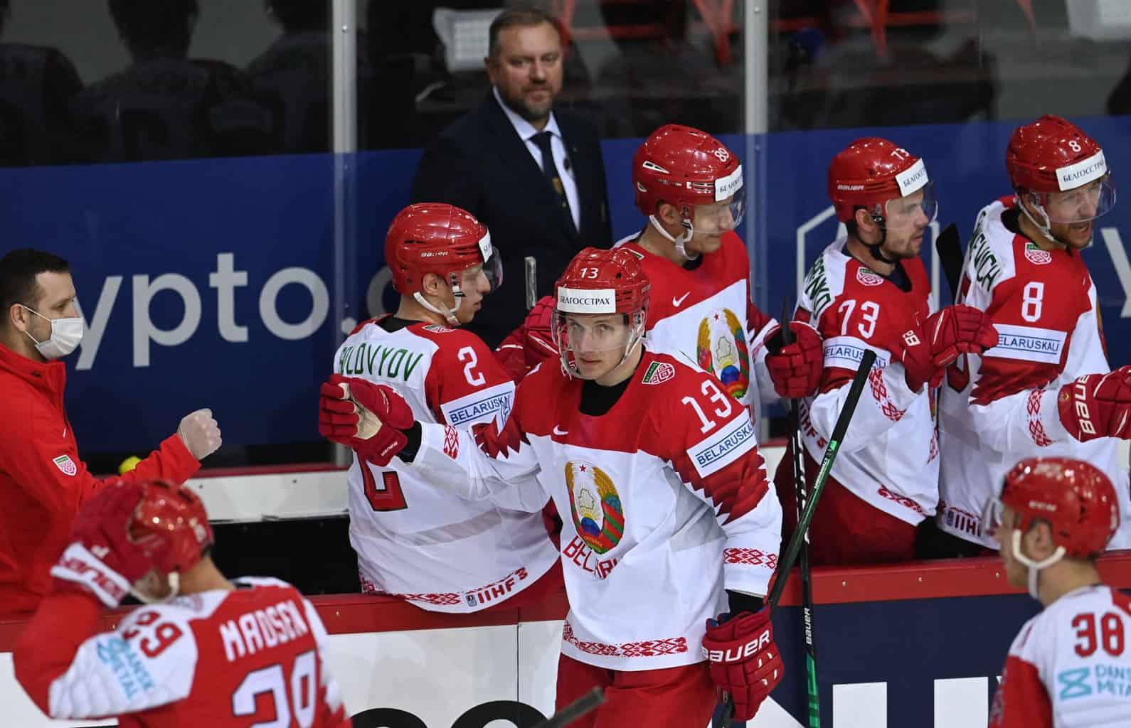 Беларусь терпит 4-е поражение на ЧМ-2021