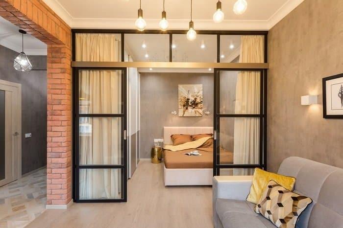 5 нехитрых приемов для вашей однокомнатной квартиры, которые поднимут комфорт на новый уровень