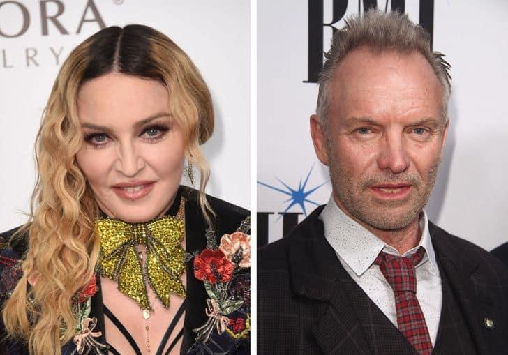 Мадонна и Стинг, Элтон Джон и Бэкхемы: 20 знаменитостей, оказавшихся родственниками (а вы и не подозревали!)